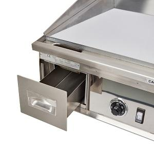 Keating Miraclean® Griddle - Gas