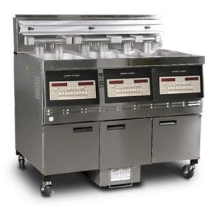GVE Open Fryer